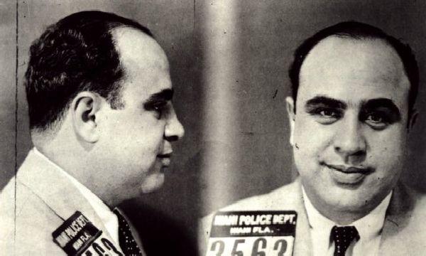 Ал Капоне - жертва на призрак