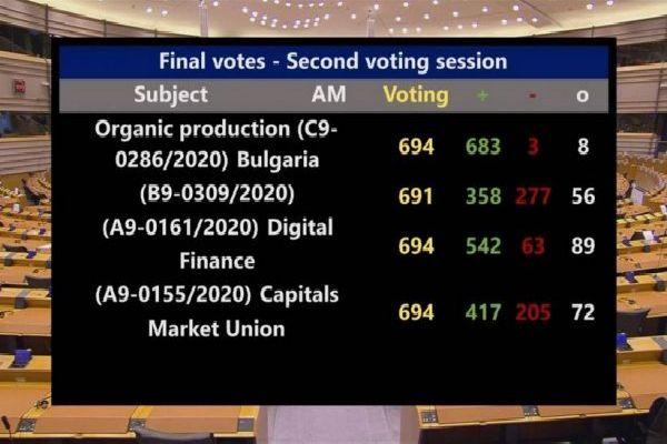 ЕП подкрепи резолюцията за България