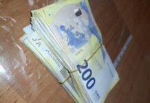 На МП Лесово откриха недекларирана валута за над 80 000 лв.