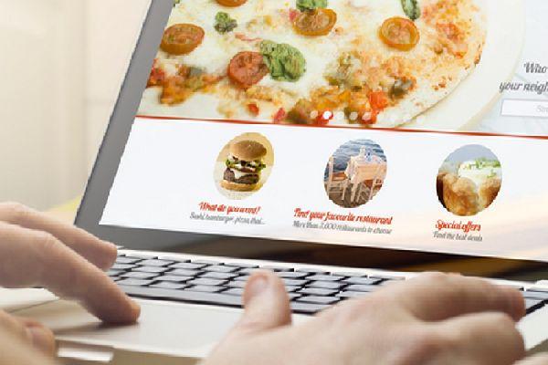 Нова наредба за продажба на храни онлайн