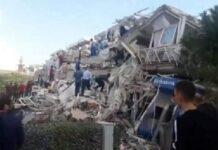 земетресението в Измир отне живота на над 20 души