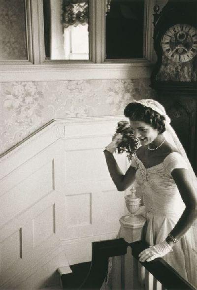 Сватбената рокля на Джаки Кенеди