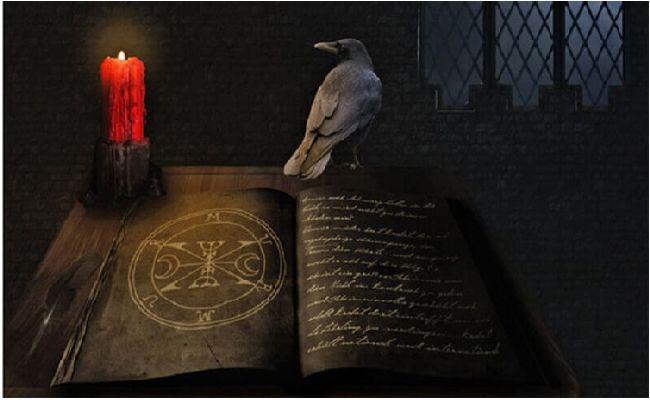 Забранени книги с мистични послания
