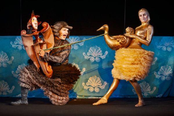 Държавен куклен театър - Бургас отново е номиниран за първото място в категорията Най-добър куклен спектакъл
