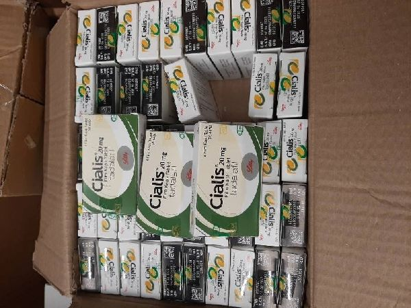 Лекарства в кутии за баклава