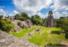 Маите от град Тикал са убити с живак