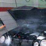 Миенето на двигателя не е за дърводелци