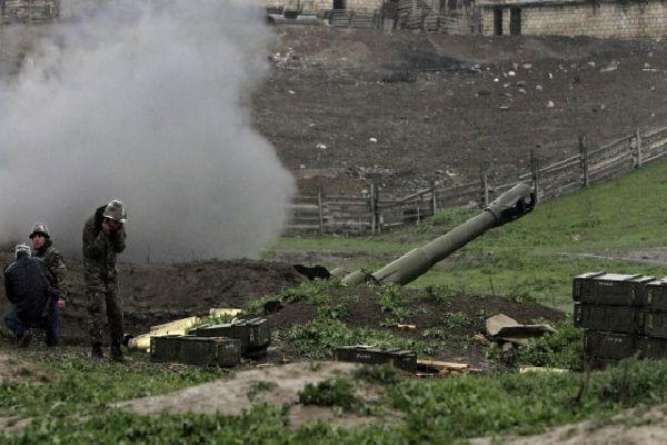 Прекратяване на огъня в Нагорни Карабах