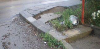 Шума и улици в Сарафово са в безобразно състояние