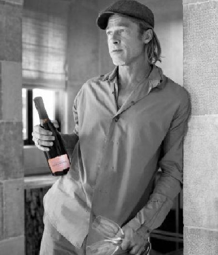 Бранджелина пускат на пазара шампанско