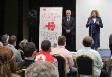 Илияна Йотова откри във Варна Есенната академия на Международния фестивал на червенокръстките и здравни филми