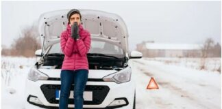 Подгответе автомобила за зимата
