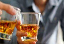 Над 90% от приетия алкохол се преработва от черния дроб