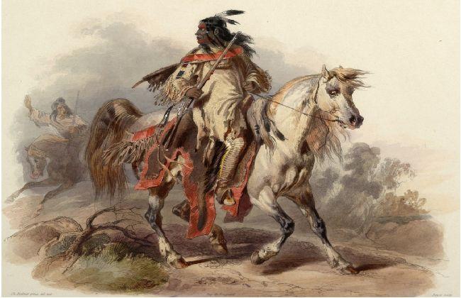 Чероки - индианците не са само томахавки и пера