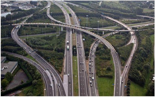Коя държава какви пътища има?