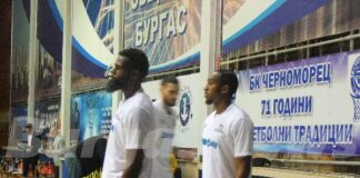 """Баскетболистите на """"Черноморец"""" пречупиха силния тим на """"Академик"""" в мач от шестия кръг на НБЛ"""