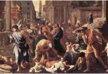 Епидемии и паника - виновни и жертви