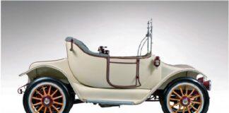 Електромобилът на ХХ век е от... 1907 г.