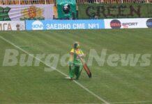 Цар футбол в Бургас е гол