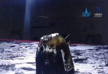 Корабът Chang'e 5 с маса 8,2 тона бе изстрелян от Южен Китай на 24 ноември