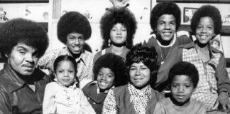 Семейството на Майкъл Джексън
