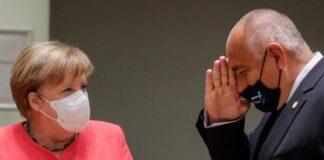 Меркел и Борисов