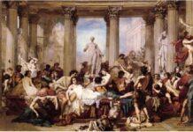 Сексуалната разюзданост на ЍДревен Рим