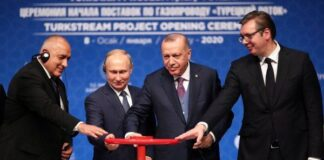 Вучич отложи Турски поток
