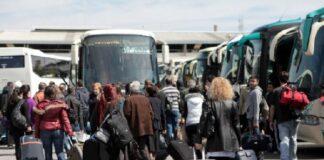 Автобуси до София - само от градове с над 30 хил. жители