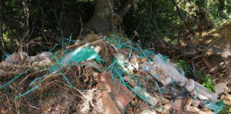Нерегламентирани сметища в област Бургас