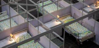 Китай построи COVID болница за 5 дни