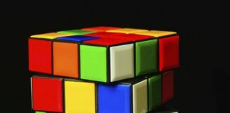 кубчето на Рубик