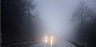 Мъгла, колеги! Да видим какви светлини да ползваме?