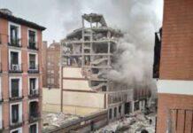 Взрив м Мадрид