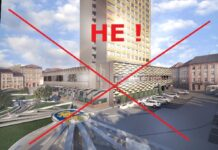 """Подписка против изграждането на паркинга до х-л """"България"""""""