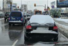 След всеки сняг шофьорите са делят на два вида