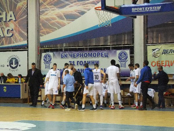 """Черноморец"" приключи етапа с осма победа"