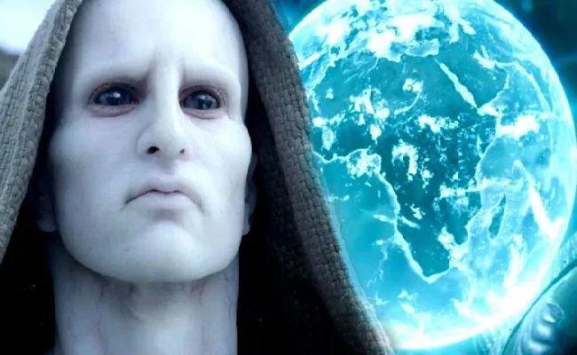 Хората не са от Земята