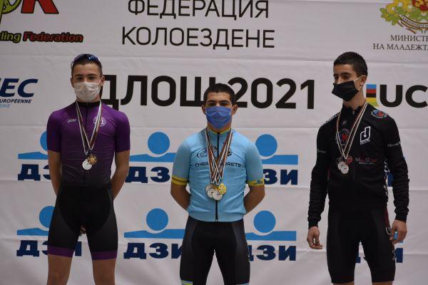 """КК """"Черноморец"""" откри годината с две титли на писта"""