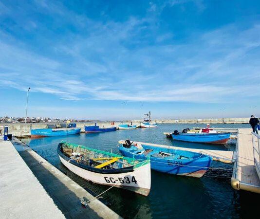 Рибарско пристанище
