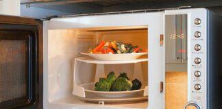 Микровълновата печка и здравословното хранене