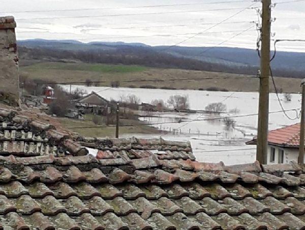Наводнение в Димчево