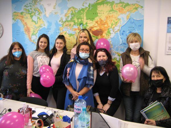 Спортното в Бургас отбеляза Световния ден на борбата срещу тормоза