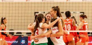 """В групата от 16 състезателки е включена волейболистката на """"Дея Волей"""" Елена Коларова"""