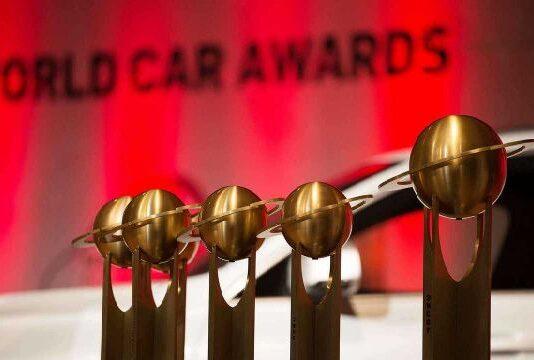 Световен автомобил на годината е един от...