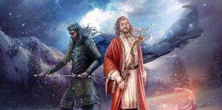 Боговете Чернобог и Белобог