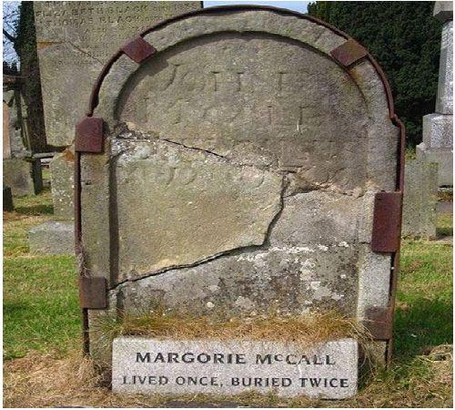 Марджъри Маккол - една невероятна история