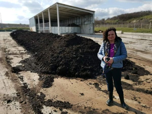 Компостът в новото депо за отпадъци е с доказано най-високо качество