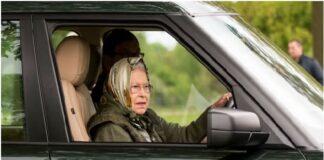 Елизабет II никога не слага колан в автомобила