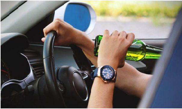 Алкохол при карането - ова не звучи сериозно